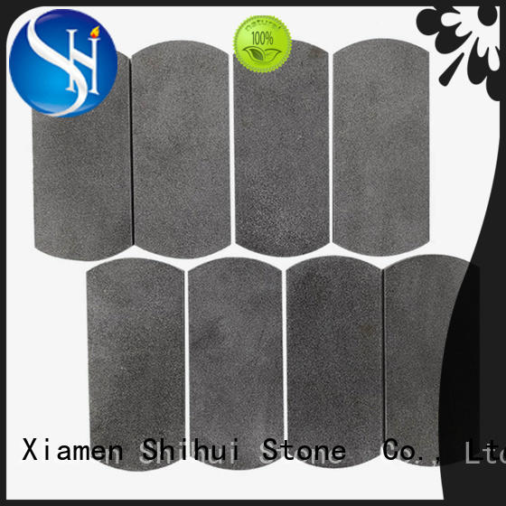 grey natural stone mosaic tiles manufacturerfor indoor