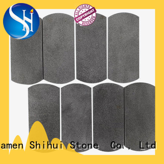 Shihui natural stone mosaic directly sale for toilet