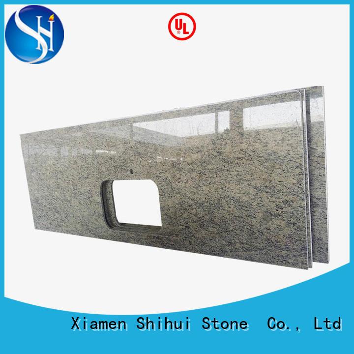quartz engineered stone countertops for kitchen Shihui