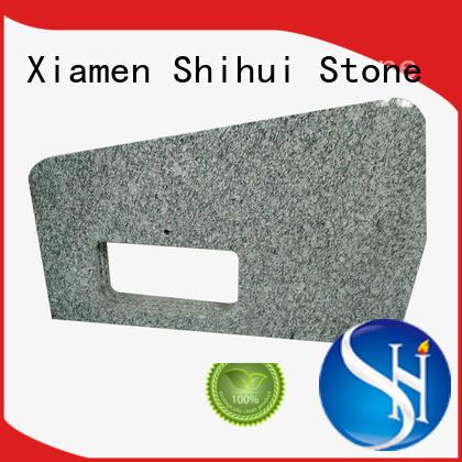 black top quartz countertops personalized for bathroom Shihui