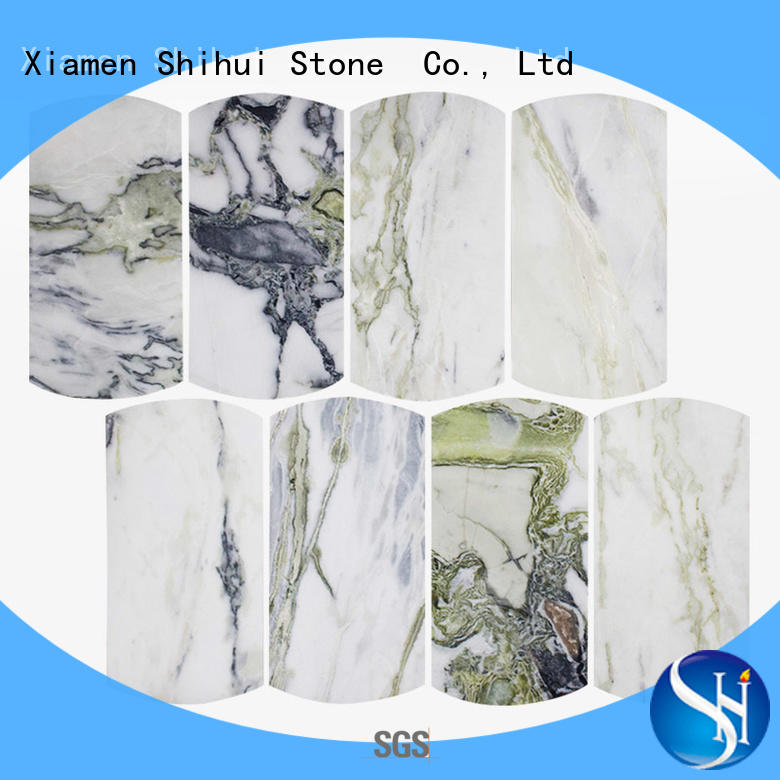 Shihui stone mosaic tile backsplash directly sale for indoor