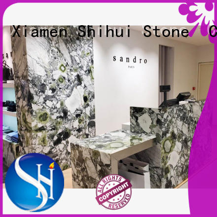 Shihui professional stone countertop personalized for kitchen