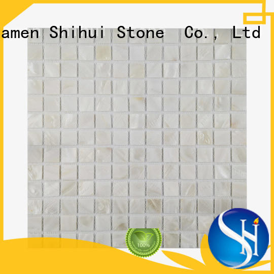 Shihui natural stone tile mosaic series for household