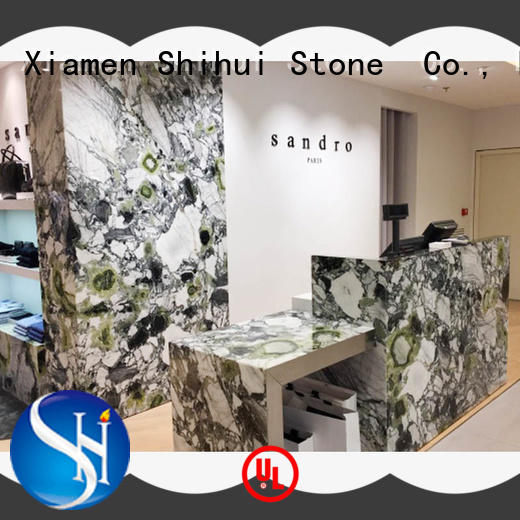 certificated stone countertop wholesale for kitchen