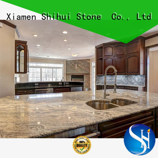 Shihui solid stone countertops personalized for bar
