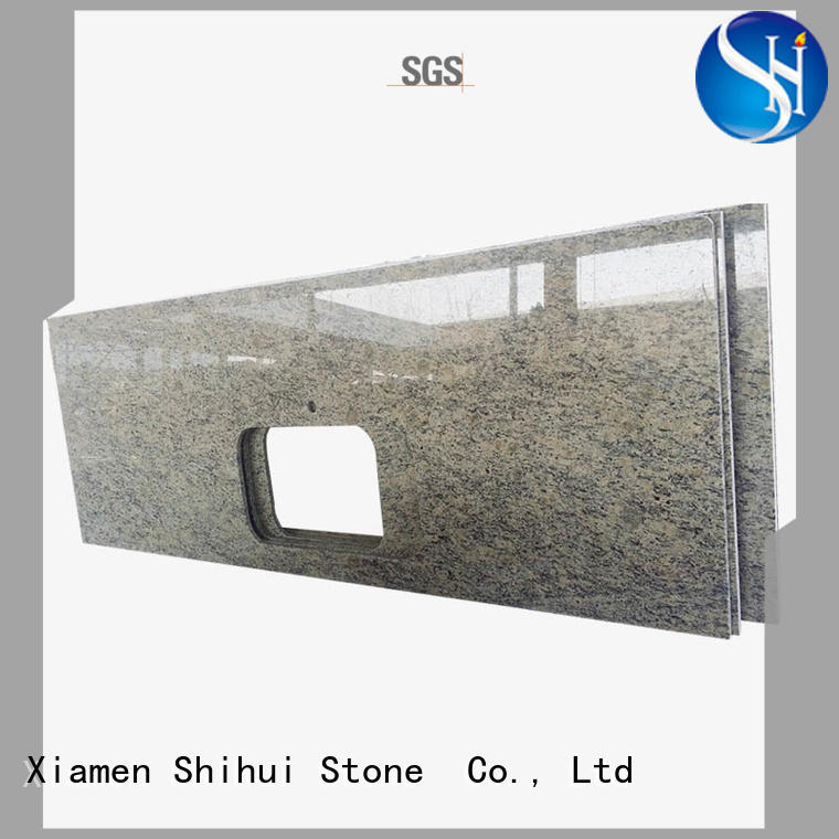 professional stone countertop personalized for bar