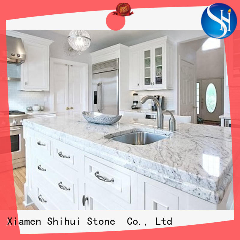 Shihui artificial stone countertop supplier for kitchen