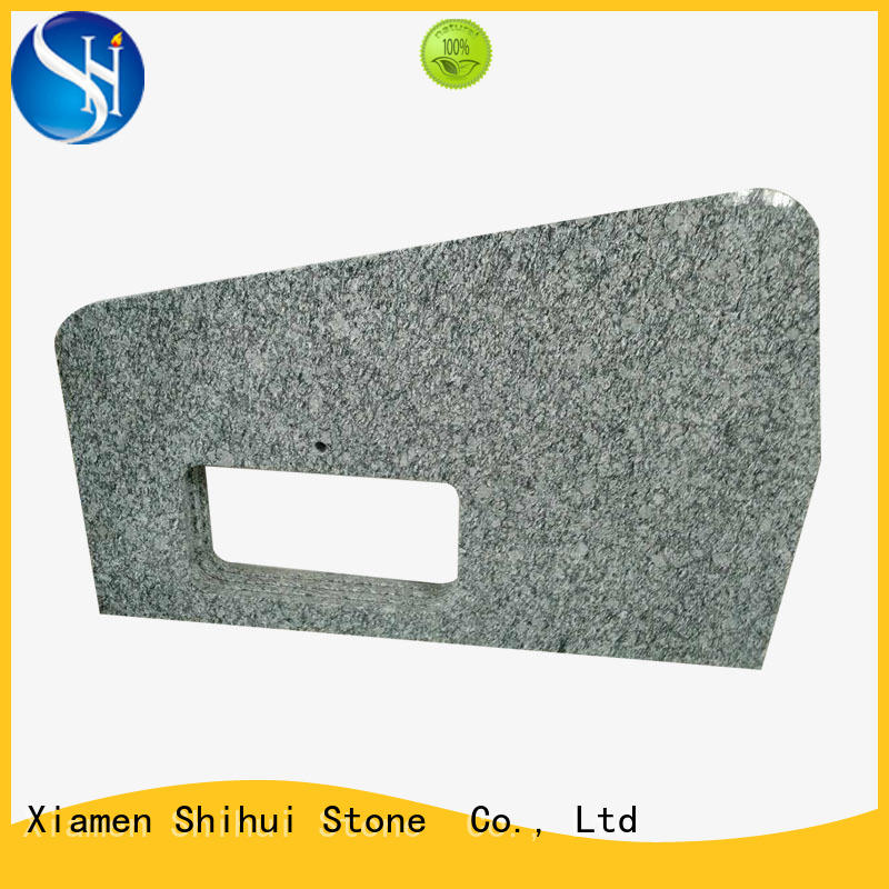 stable stone tile countertops factory price for bathroom