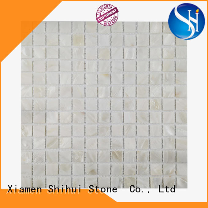 oriental tile stone mosaic manufacturer for household