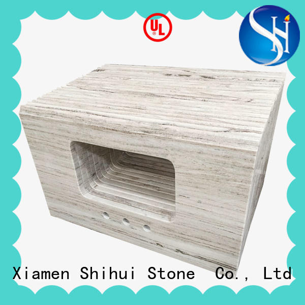 Shihui stone kitchen countertops wholesale for hotel