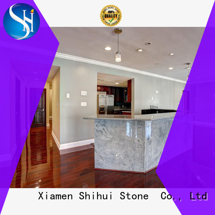 santo stone slab countertop wholesale for kitchen
