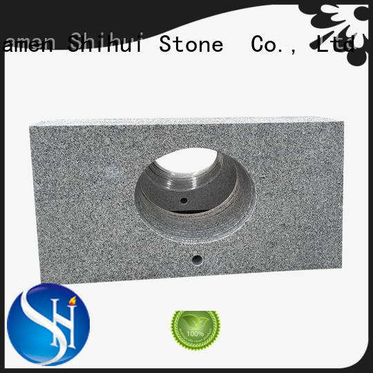Shihui brown cornerstone countertops supplier for kitchen