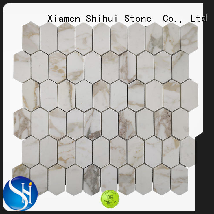 practical tile stone mosaic manufacturer for indoor