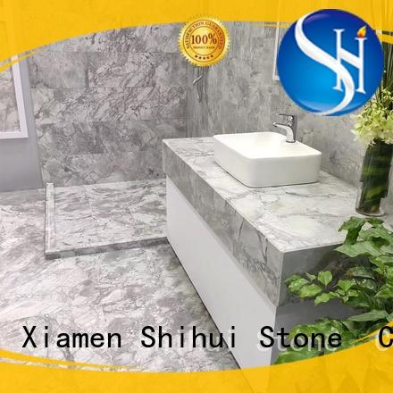 top quality natural marble tile factory for household