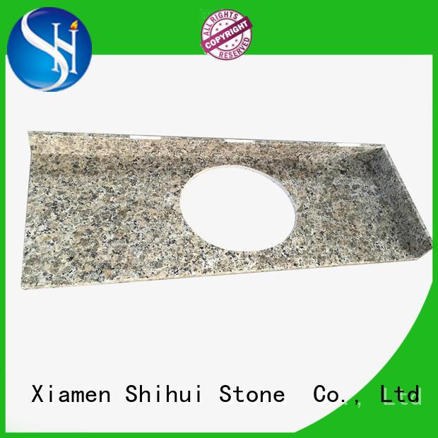sturdy natural stone granite countertops personalized for bar Shihui