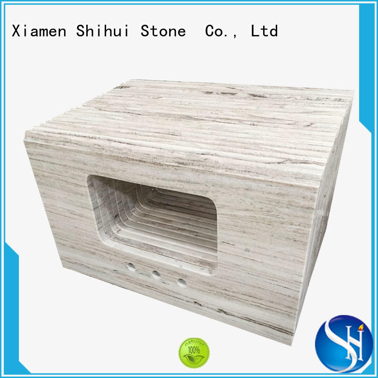 cultured stone countertop factory price for kitchen Shihui