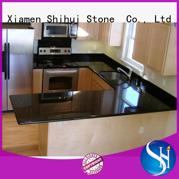 Shihui juparana stone tile countertops personalized for kitchen
