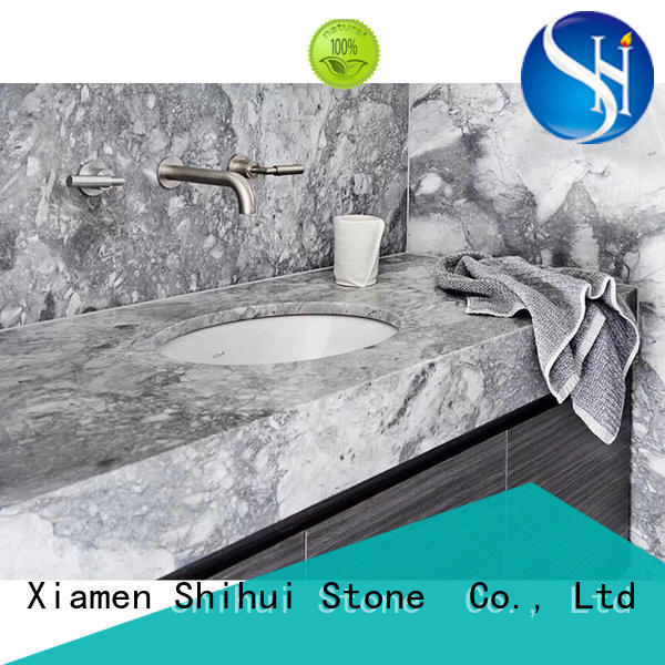 Shihui cornerstone countertops supplier for hotel