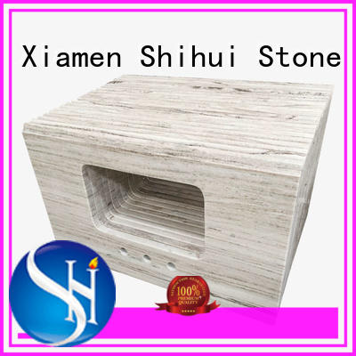 Shihui certificated cornerstone countertops supplier for bathroom