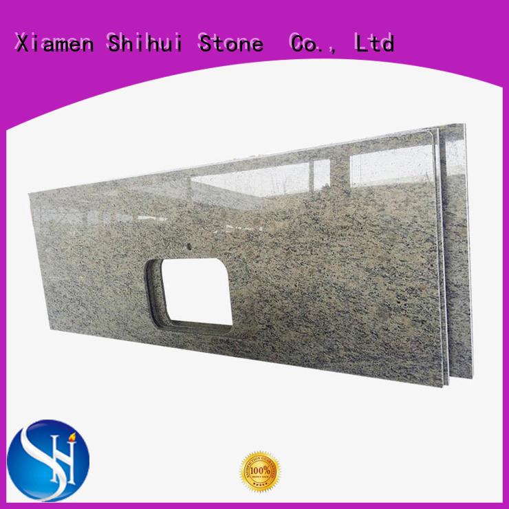 manmade stone countertops for hotel Shihui