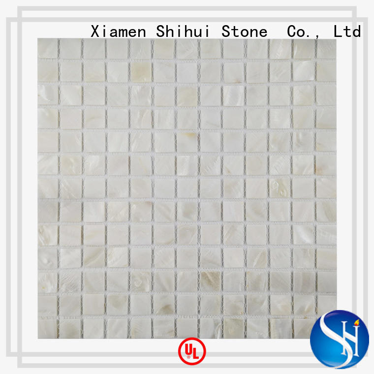 practical tile stone mosaic customized for household