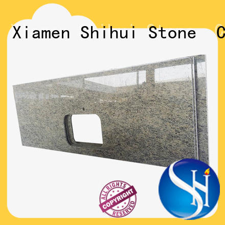 Shihui certificated stone slab countertop factory price for bar