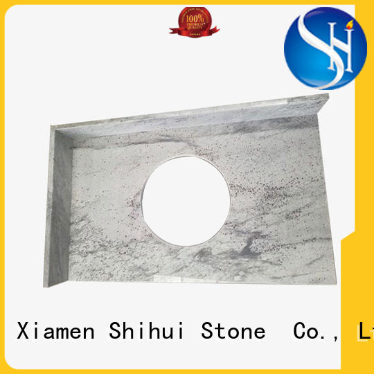 Shihui manmade stone countertops personalized for kitchen
