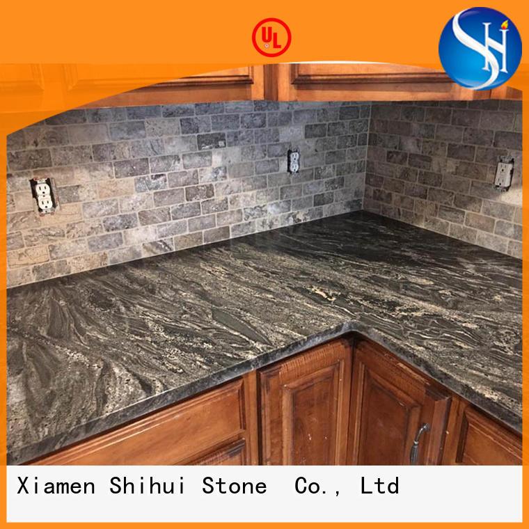 Black Forest Granite Stone Countertop