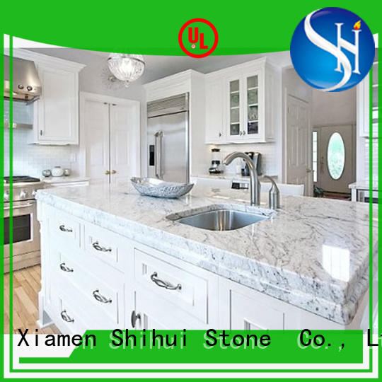 brown stone tile countertops wholesale for hotel