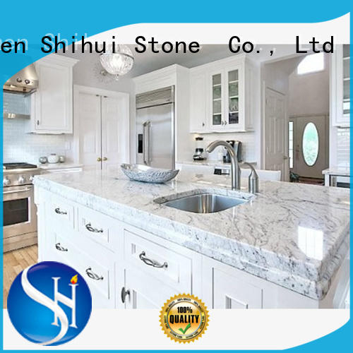 Shihui manmade cornerstone countertops supplier for hotel