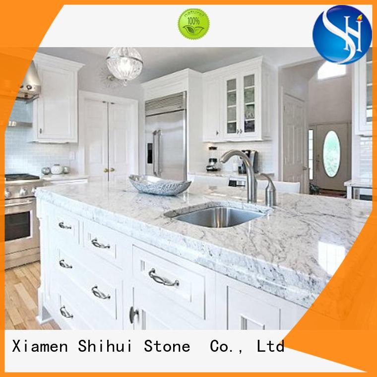 Stone Bathroom Countertop Carrara White Marble Countertop