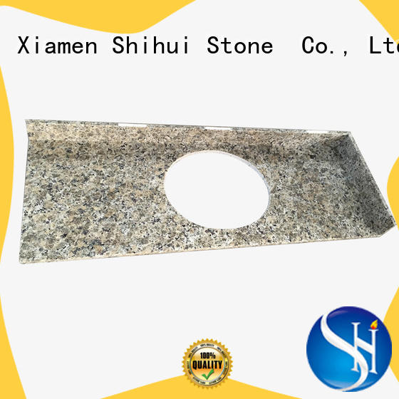 certificated stone countertop personalized for hotel