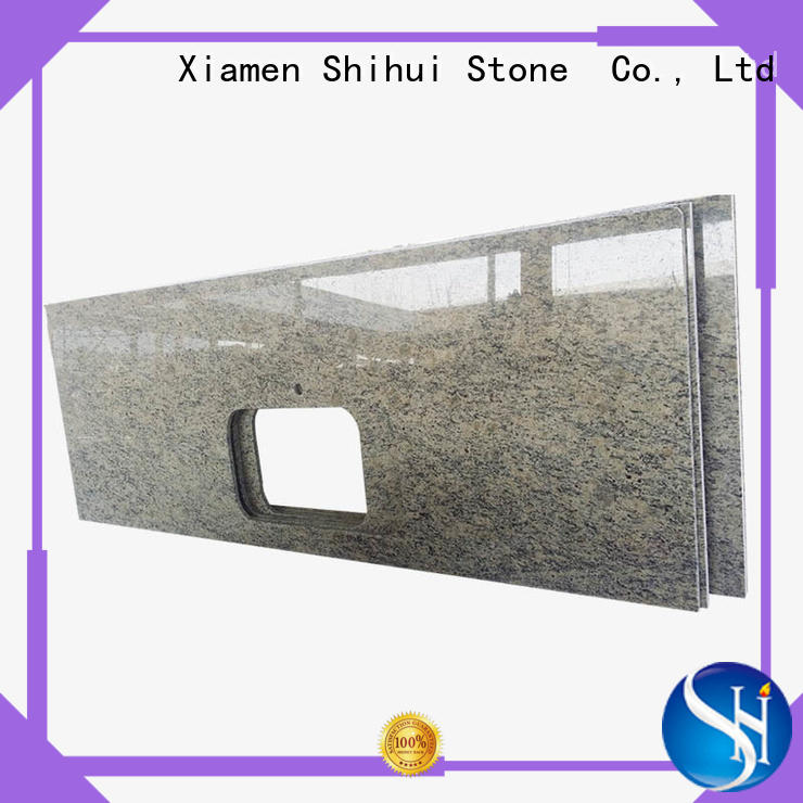 artificial stone tile countertops personalized for hotel