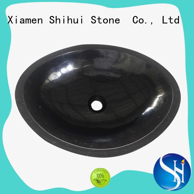 Shihui natural stone wash basin personalized for bar