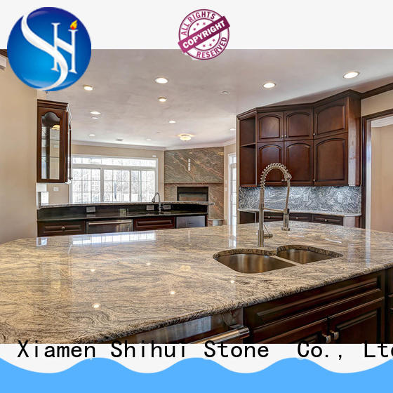 top stone countertops supplier for kitchen Shihui