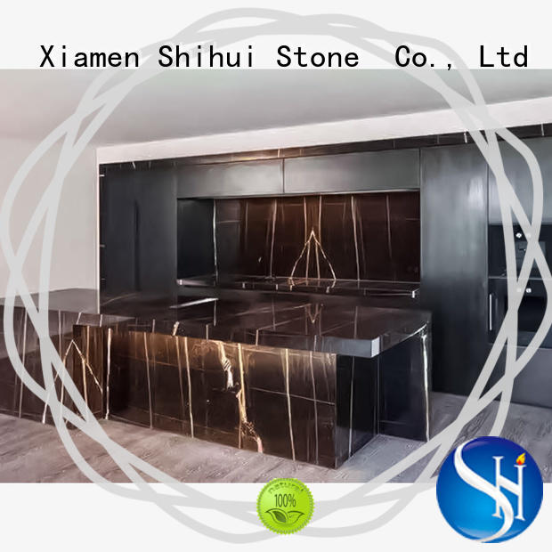 Shihui manufactured stone countertops personalized for kitchen