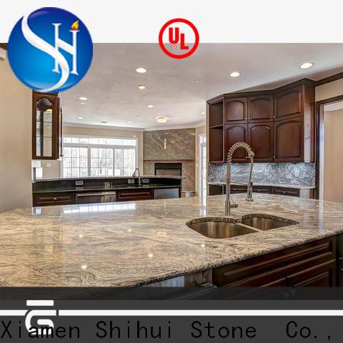 santo cultured stone countertop supplier for bar