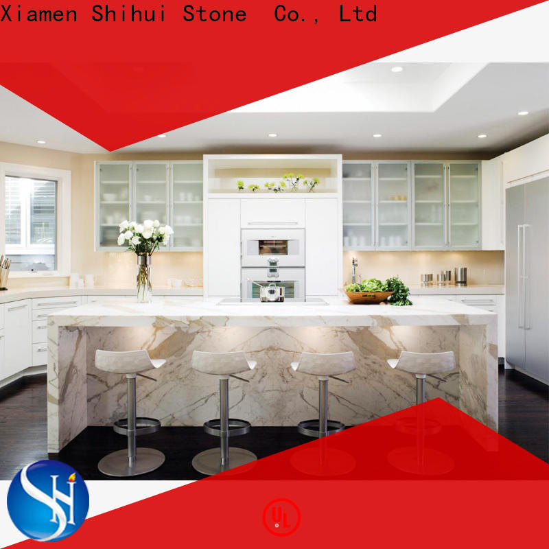 Shihui antique engineered stone countertops personalized for bar