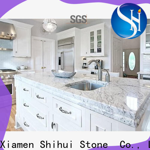 quality manufactured stone countertops supplier for bathroom