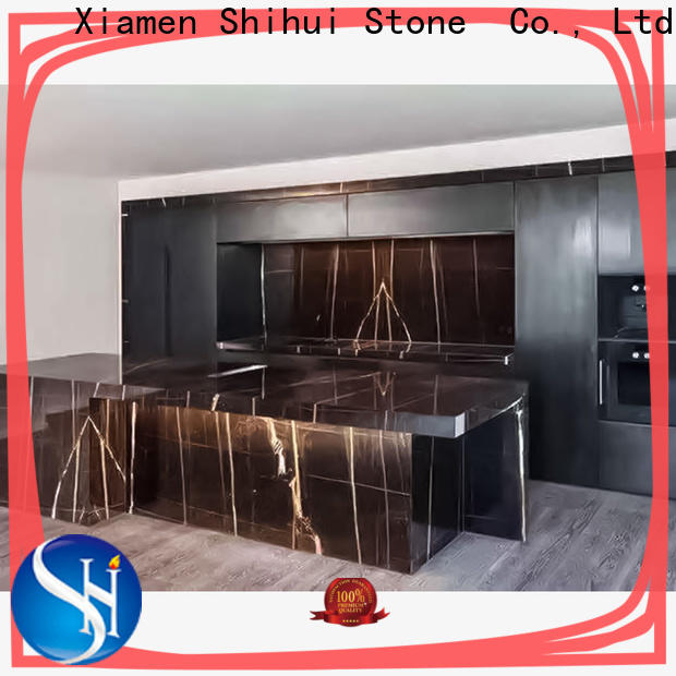 Shihui stone slab countertop personalized for hotel