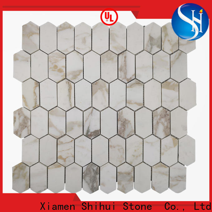 oriental natural stone mosaic manufacturer for indoor