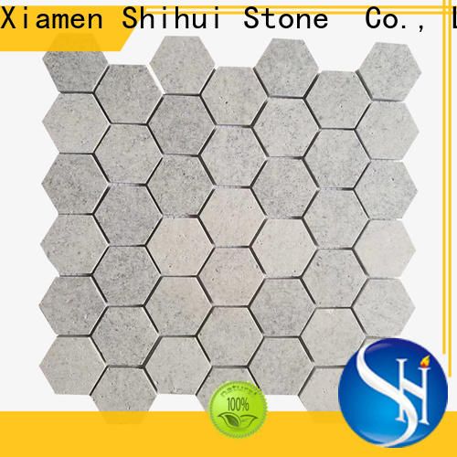 Shihui hot selling tile stone mosaic from China for household