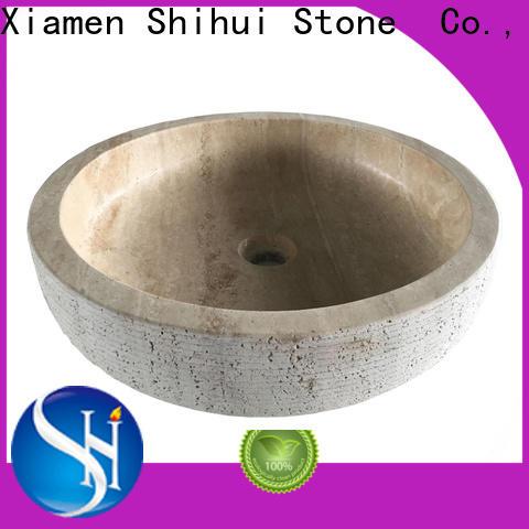Shihui stone sink supplier for kitchen