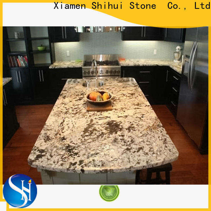 Shihui stable stone slab countertop supplier for hotel