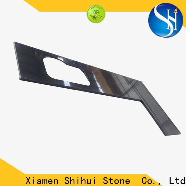 brown stone slab countertop wholesale for hotel