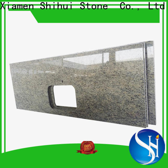 stable solid stone countertops wholesale for bathroom