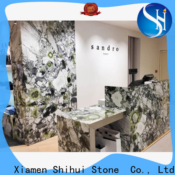 Shihui santo best stone kitchen countertops supplier for bar