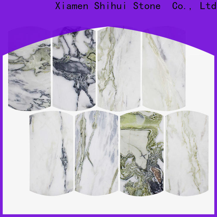 Shihui oriental natural stone tile mosaic series for household