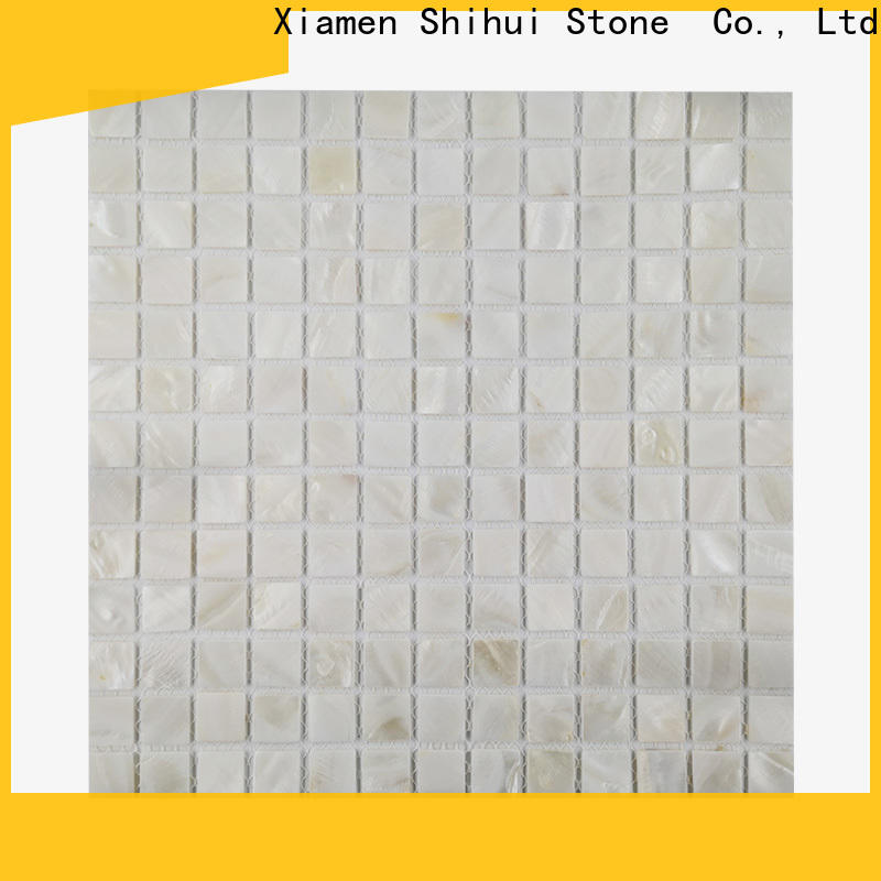 Shihui natural stone tile mosaic manufacturer for household