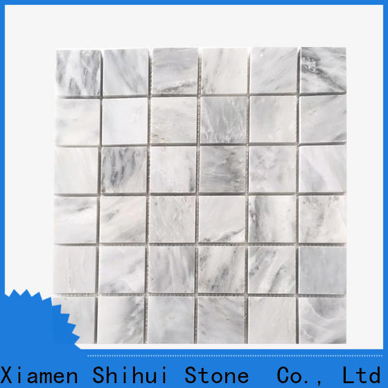 Shihui natural stone mosaic tiles from China for household